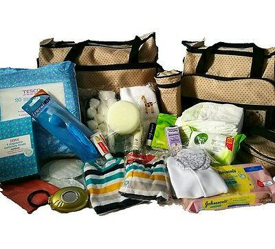 Deluxe Pre packed maternity/hospital bag