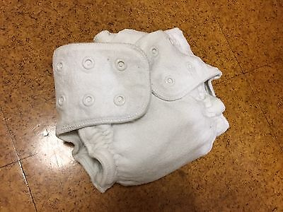 Pre Loved Medium Baby Behinds Cloth Night Nappy
