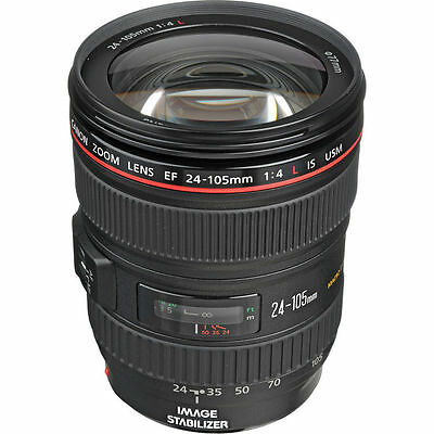 NEW Canon EF 24-105mm f4L IS USM Lens UK DISPATCH