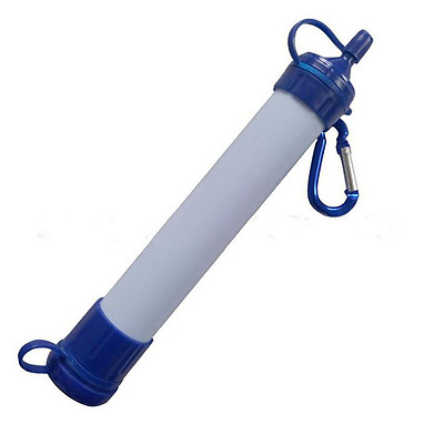 Personal Water Purifier, 1000-Liter Portable Lifestraw Provide Survival S