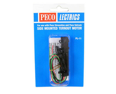 Peco Products PL-11 Side Mounted Point Motor - Aust. Warranty