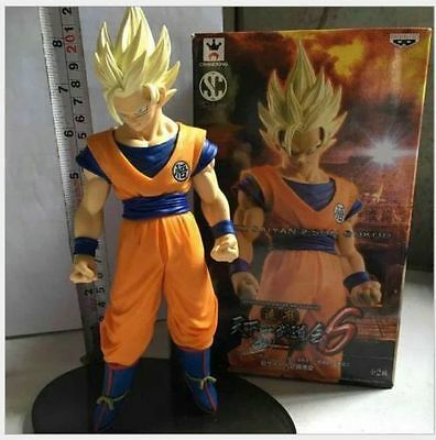 Anime DragonBall Z Son Goku PVC Figure Statue Figurine Toys Collection with Box