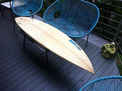 Surf Board, Shaped By Brett Warner.