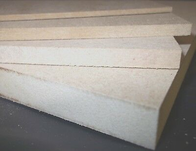 12mm MDF SHEETS BOARDS VARIOUS BOARD SIZES 2' x 2', 6' x 3', 6' x 1', 4' x 4'
