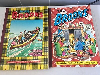 THE BROONS ANNUAL 1983 And 1993