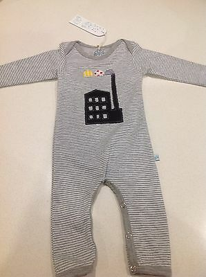 Alex &ant Romper Size 0-3 Months Brand New With Tags