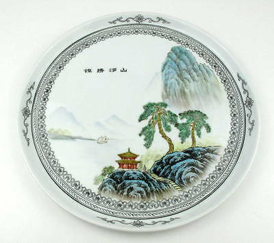 Chinese Famille Rose Porcelain charger  20th century