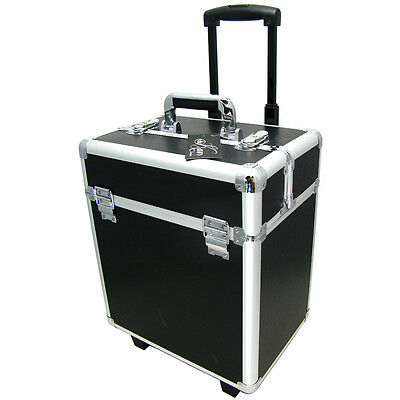 pro vanity case beauty box nails make-up hair travel trolley box-free delivery