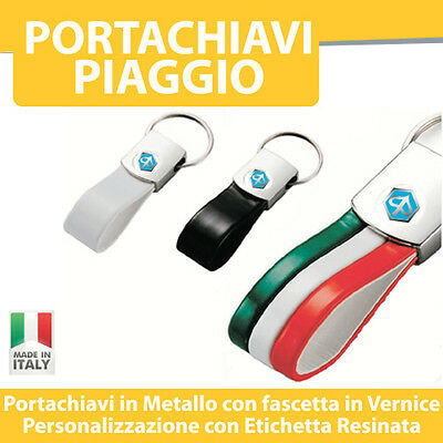 PORTACHIAVI AUTO MOTO TUNING - PIAGGIO NRG FLY ZIP Liberty Beverly MP3 Typhoon M