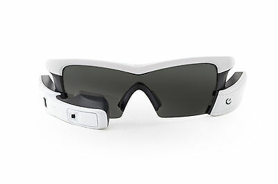 Recon Jet - Smarter Eyewear. Built by athletes for athletes. (White)