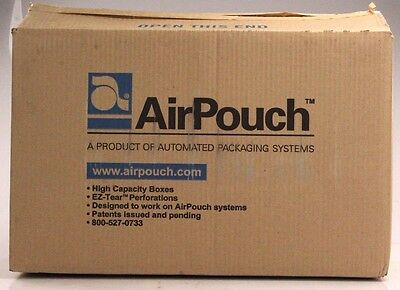 Airpouch EZ-Tear Void Fill Recyclable Polyethylene Air Pillow 4000 Feet 80404015