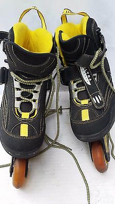 Men's Ultra Wheels Roller Blades Inline Skates Size 8