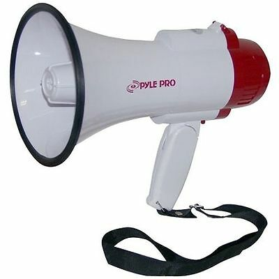 Pyle Pro PMP30 Professional Megaphone/Bullhorn with Siren