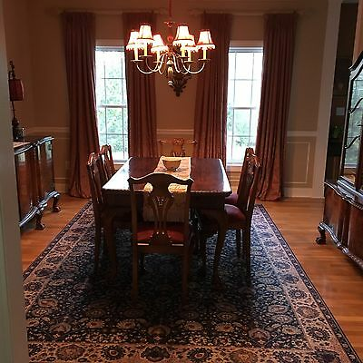 1920' French Dining Room Set