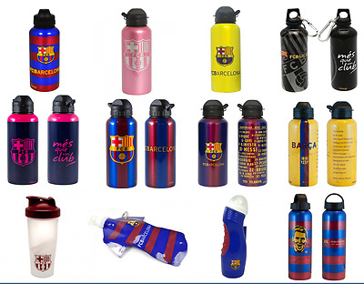Fc Barcelona Football Club Cycling Sports Drinks Water Bottle Protein Shaker