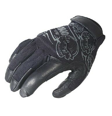 Voodoo Tactical 20-9873010 Men's Black Liberator Goatskin Gloves - Size X-Large