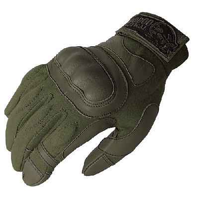 Voodoo Tactical 20-9078040 OD Green Phantom Knuckle Protector Gloves - Size XL