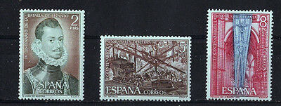 Spanish Stamps - 1971 400th Anniv Of Battle Of Lepanto In MNH Condition