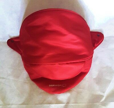 canopy pour cosi creatis bebe confort rouge