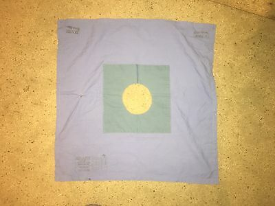 "Surgical Cotton Small Procedure Drape 20"" X 20"" with 4 "" Hole"