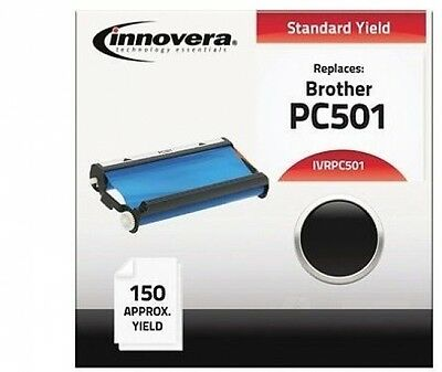 Innovera PC501 Remanufactured Thermal Transfer Cartridge Black 150 Page Yield