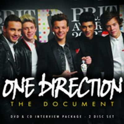 One Direction - The Document (cd+dvd) NEW 2 x CD