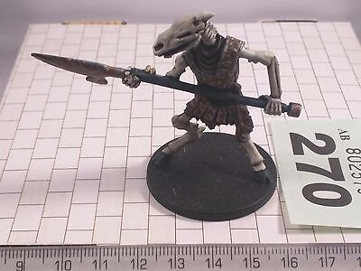 D&D SKELETAL EQUICEPH 39/60 LE 13 Dungeons Dragons Wizards 2005 [270]