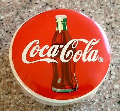 Coca Cola Adult Size T-Shirt, Compressed, Size XL, New In Sealed Container