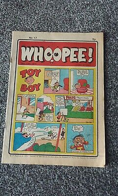 WHOOPEE! Comic - Issue No 17 - 29th June 1974