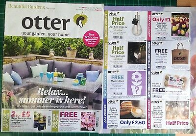 £££ Off Vouchers + bag, plant + more Otter Garden Centre may-oct 2017