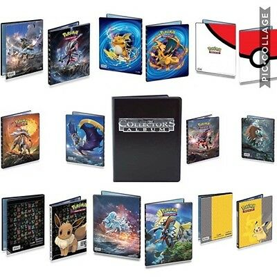 Ultra Pro Pokemon Portfolios - Trading Card A4 & A5 - Folder / Album / Binder