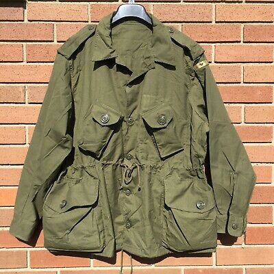Canadian Forces Lightweight Combat Jacket OD Green Size 7050 Men's X-Large