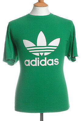 Vintage Adidas Originals Green T Shirt L