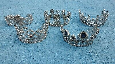 The Royal Tiara Collection By The Franklin Mint