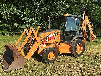 2009 Case 580 Super M Series 3 4X4 Loader Backhoe Cold Ac Cheap Shipping Rates