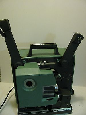 Bell and Howell 1585 Filmosound 16mm Auto Load Focus Projector clean working