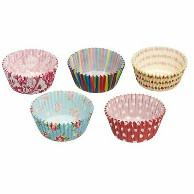 Sweetly Does It Assorted Paper Cake Cases - Pack of 250