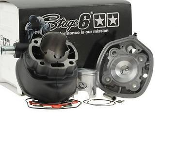 S6-7216651 CILINDRO STAGE6 STREETRACE 70CC D.47 YAMAHA AEROX 50 2T LC euro 2 SP.