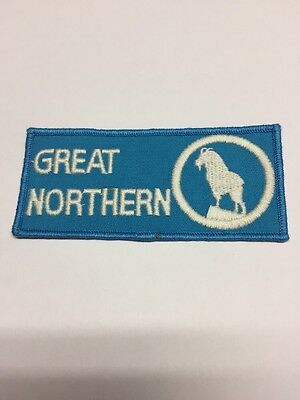 Great Northern Railroad Patch