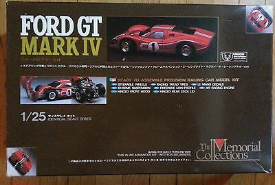 Union Model Co. 1/25 Ford GT Mark IV