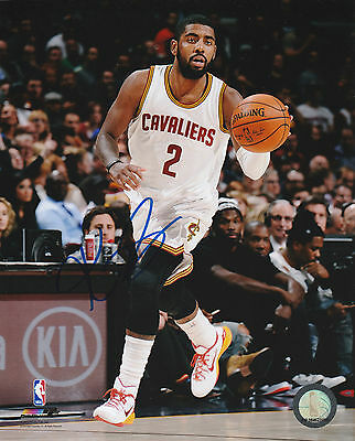 Kyrie Irving~Cleveland Cavaliers~Autographed Signed 8 x 10  Photo