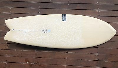 Twin Fin surfboard