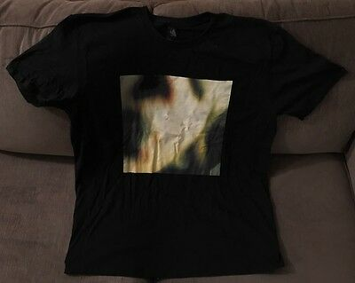 Smashing Pumpkins Pisces Iscariot Black XL T-Shirt Official Licensed NEW RARE
