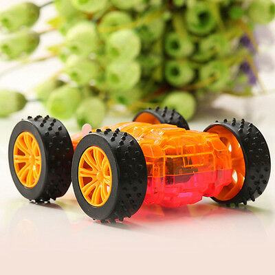 New LED Flashing Laser Light Up Car Electronic Toys Kids Gift Party