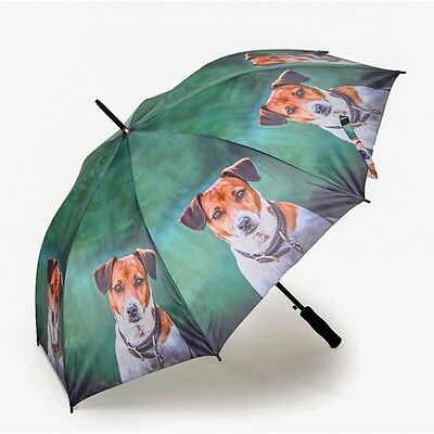 Jack Russell Dog Design Umbrella - Country Matters