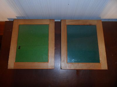 """Vintage Premier Photography Darkroom Wooden Contact Print Frame 8""""x10"""" Lot of 3"""