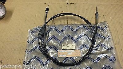 New Genuine Nissan Cabstar F22 Choke Cable   18410-10T02   N11