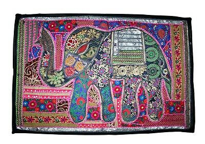 Large Hippie Elephant Tapestry Wall Hanging Throw Indian Decor Ethnic Wall Art
