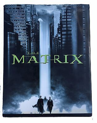 The Art of The Matrix book - first edition ISBN 3933731356
