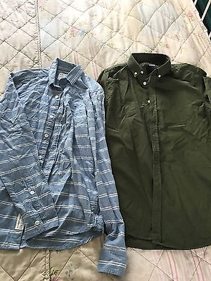Men's Shirt Bundle Small